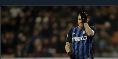 Bertemu dengan Petinggi Inter Milan, Icardi Ungkapkan Rasa Sakit Hati