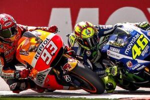 Jelang MotoGP Republik Ceska 2020, Rossi Latihan dengan Cara Unik