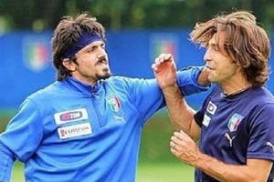 Berita Transfer - Bak Petir di Siang Bolong, Gattuso Gantikan Pirlo?