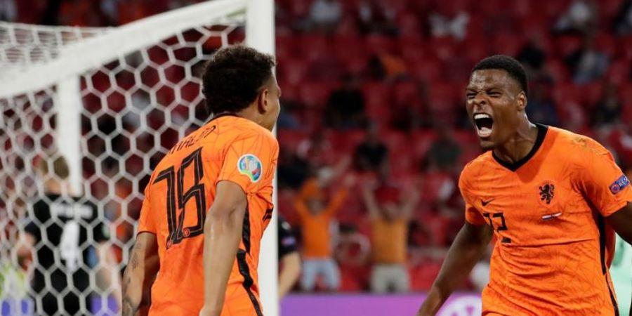 Hasil EURO 2020 - Calon Bomber Anyar Barcelona Pecah Telur, Belanda Lolos ke 16 Besar