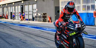 Hal Ini Bikin MotoGP Emilia Romagna 2021 Terasa Spesial bagi Maverick Vinales