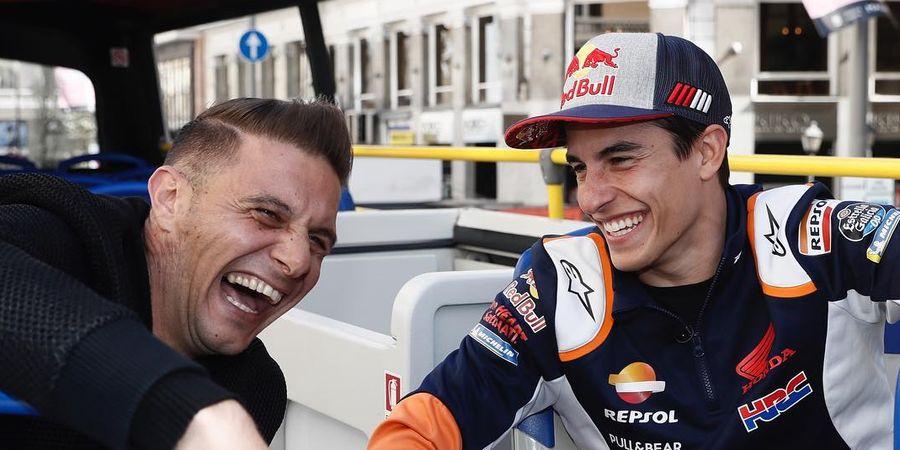 Berita MotoGP - Penampilan Apik Marc Marquez Dipuji Jonathan Rea