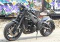 Bikin Kaget, Motor Yamaha YZF-R6 Cafe Racer Ini Didapat dari Nenek-Nenek