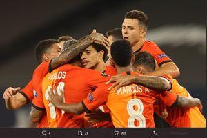 Hasil Liga Europa - Bantai Basel, Shakhtar Donetsk Tantang Inter Milan di Semifinal