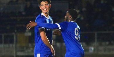 Elkan Baggott Cetak Gol dan Bawa Ipswich Town Menang 5-0 di FA Youth Cup
