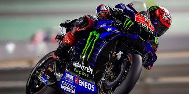 Pendepak Valentino Rossi Ternyata Tak Ngeri-Ngeri Amat di MotoGP Doha 2021