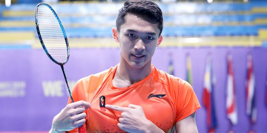 SEA Games 2019 - Jonatan Anggap Pemain Malaysia Jadi Pesaing Berat