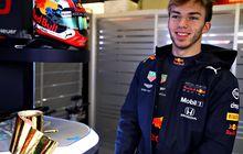 Meski Belum Maksimal, Pierre Gasly Merasa Puas dengan Peforma Red Bull