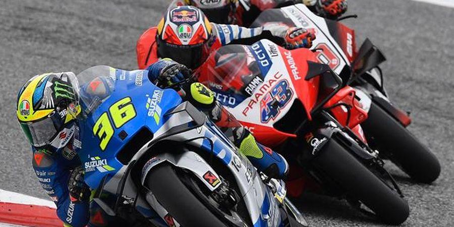 Hasil FP2 MotoGP Valencia 2020 - Jack Miller Melesat, Valentino Rossi di Posisi Bawah