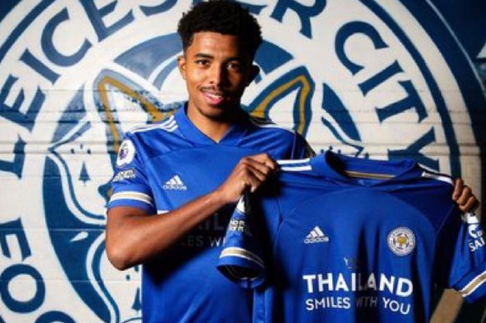 Bek Leicester City, Wesley Fofana.