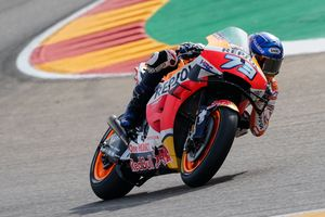 Alex Marquez Bongkar Penyebab Gagal Hattrick Podium MotoGP 2020