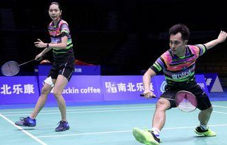 Rekap Hasil Hari Pertama Kejuaraan Asia 2019 - 3 Wakil Indonesia ke Babak Ke-2