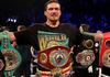 Berat Badan Minim, Penghalang Terakhir Anthony Joshua Menuju Tyson Fury Beraksi