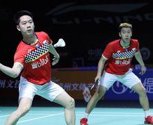 Live Streaming Fuzhou China Open 2019 - Marcus/Kevin Wajib Fokus di Semifinal!
