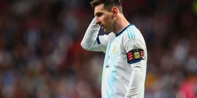 Argentina Kalah dari Venezuela, Lionel Messi Tertimpa Cedera