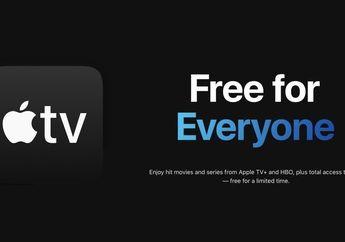 Beberapa Tayangan Apple TV+ Bisa Ditonton Gratis Mulai Akhir Pekan Ini