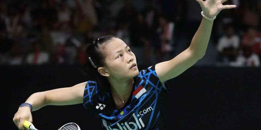 Hasil Chinese Taipei Open 2019 - Menangi Derbi Indonesai, Fitriani Melaju