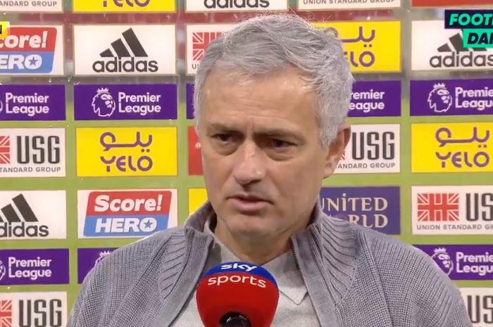 Pelatih Tottenham Hotspur, Jose Mourinho, menyebut gol ketiga timnya ke gawang Sheffield United benar-benar istimewa.