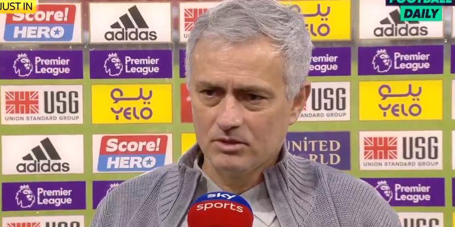 Jose Mourinho Sebut Gol Ke-3 Tottenham Hotspur Benar-benar Istimewa