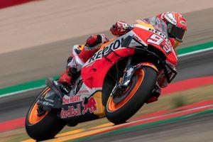 Hasil MotoGP Aragon 2019 - Dominasi Marc Marquez Tak Terelakan!