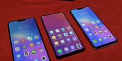 Hands On Vivo X21 dan Vivo Apex, Full Display dan Sidik Jari di Layar