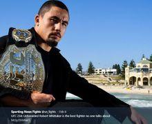 UFC 254 - Saat Khabib Nurmagomedov Pilih Pensiun, Petarung UFC Ini Cedera Parah