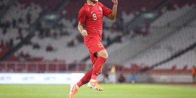 Evan Dimas Kemungkinan Tak Main Penuh di Laga Timnas U-22 Indonesia Kontra Iran