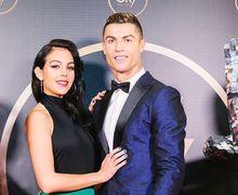 Gaun Hitam Terbuka Kekasih Ronaldo Buat Calon Kakak Ipar Hingga WAGs Atletico Madrid Ikut Berkomentar