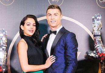 Sadar Diri, Georgina Perlakukan Ronaldo Bak Raja yang Wajib Dilayani