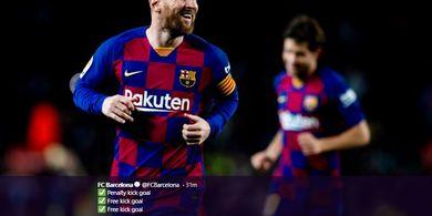 Presiden Barcelona: Saya Yakin Messi Akan Bertahan Seumur Hidup di Sini