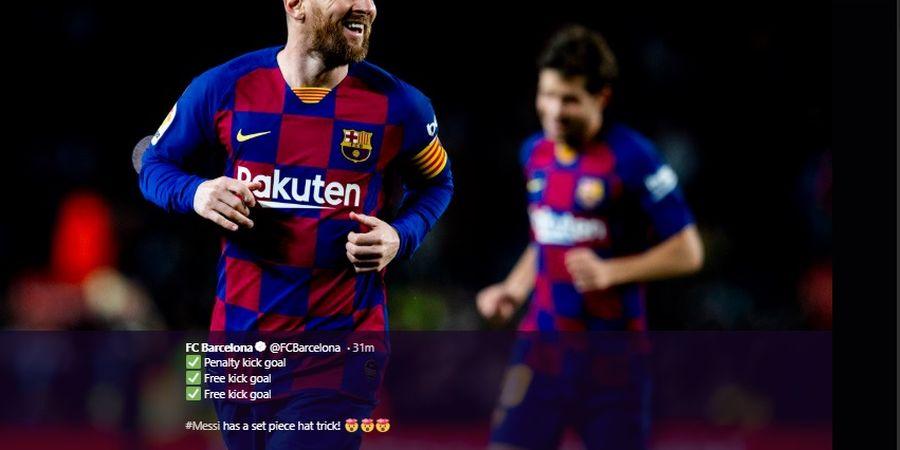 Akhirnya Mengaku, Messi Bisa Tinggalkan Barcelona Setiap Tahun