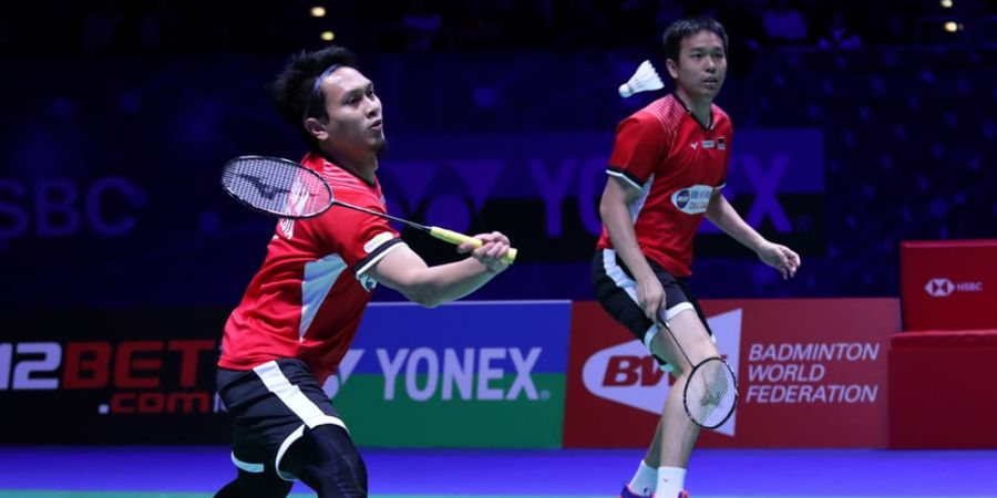 All England Open 2019 - Link Live Streaming Partai Final