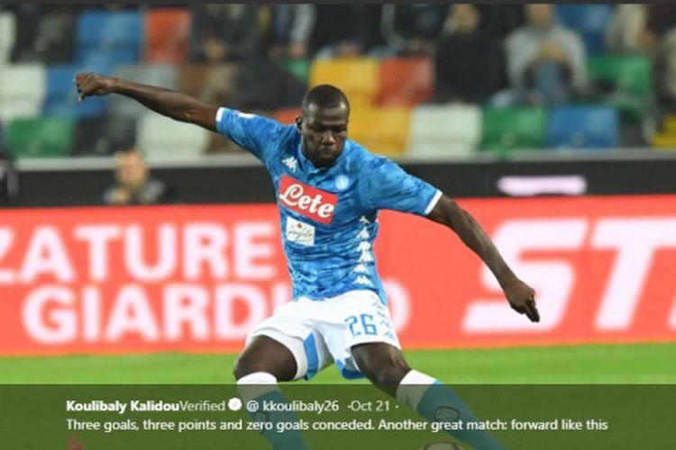 Kalau Koulibaly Dijual, Ancelotti Tak Mau Balik dari Liburan