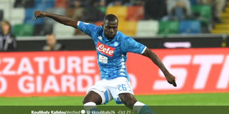Jadi Buruan Banyak Klub, Kalidou Koulibaly Tegaskan Bahagia di Napoli