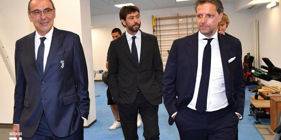 Presiden Juventus Curhat soal Krisis Berat di Tengah Pandemi COVID-19