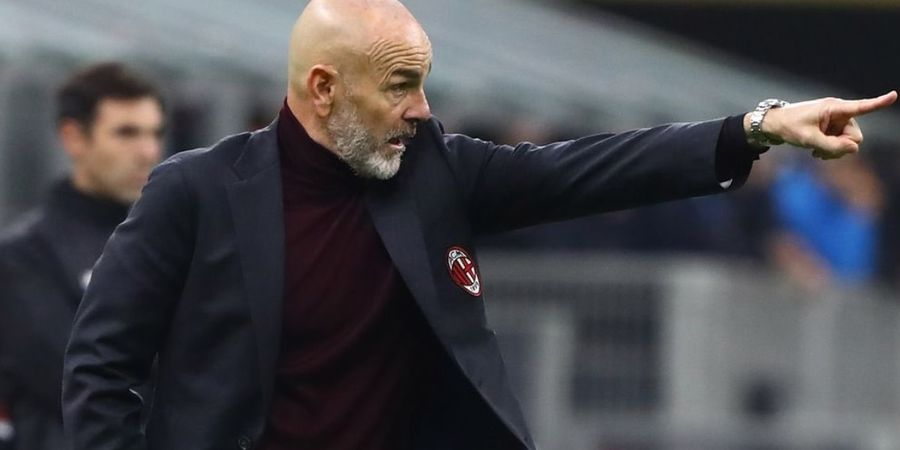 Belum Puas Catatkan 100 Laga Bareng AC Milan, Stefano Pioli Incar 100 Lagi