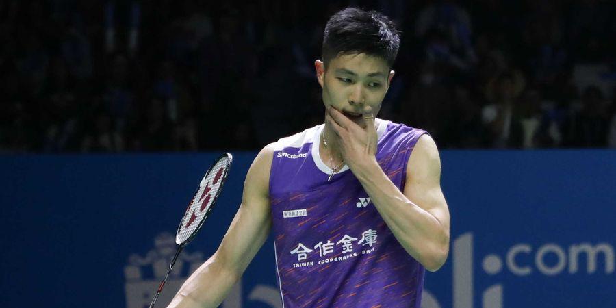 Tim Bulu Tangkis Taiwan Lega, Chou Tien Chen, Tai Tzu Ying dan 31 Lainnya Negatif Virus Corona