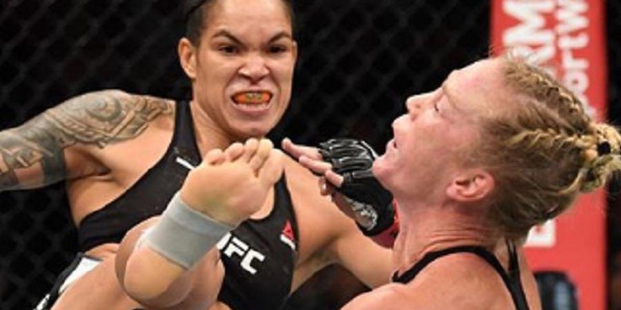 Tak Berkutik di UFC 239, Holly Holm Disarankan untuk Pensiun