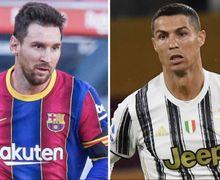 Kakak Cristiano Ronaldo Ejek Lionel Messi Usai Barcelona Keok dari Juventus