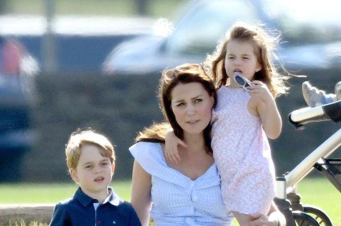 Kate Middleton dan anak-anaknya