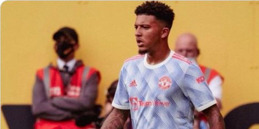 Belum Berkontribusi, Jadon Sancho Disebut Korban dari Performa Man United Saat Ini