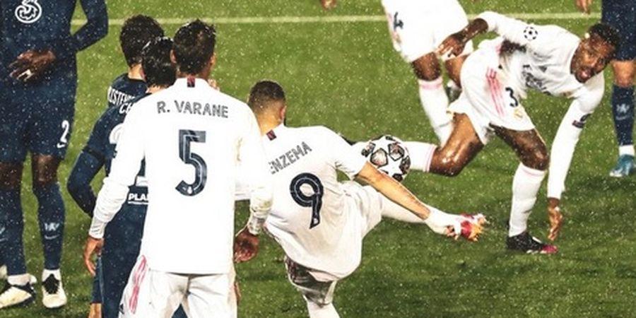 Real Madrid Cetak Gol yang Harusnya Dianulir, Chelsea Merugi