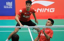 kejuaraan asia junior 2019 - bungkam india, indonesia ke semifinal
