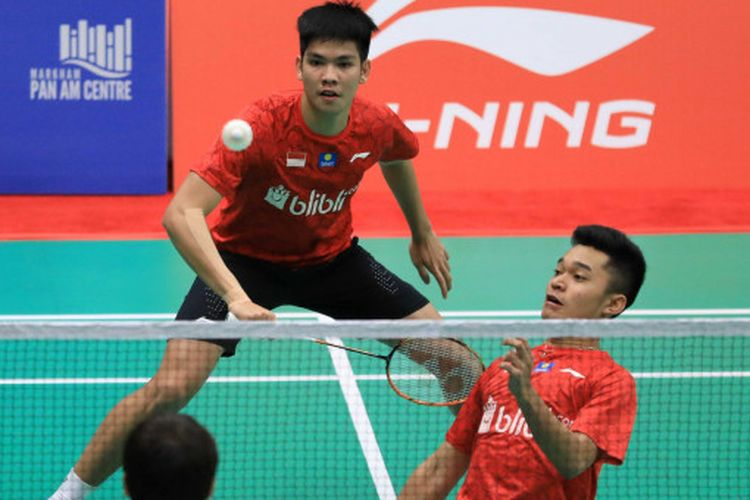 Kejuaraan Asia Junior 2019 - Bungkam India, Indonesia ke Semifinal