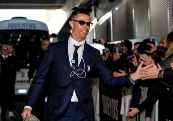 Meski Gaji Milyaran, Cristiano Ronaldo Setia Gunakan iPod Shuffle