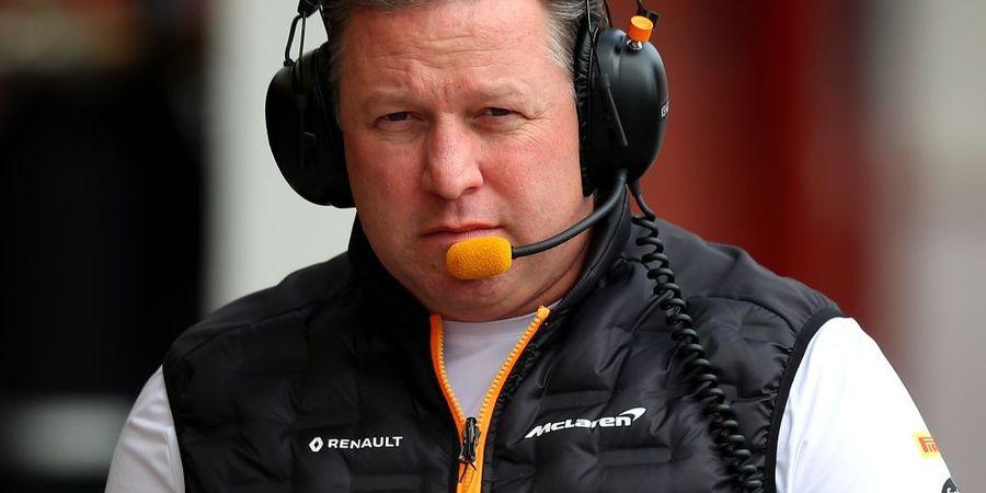Bos McLaren: Semua Seri Eropa F1 2020 Bakal Digelar Secara Tertutup