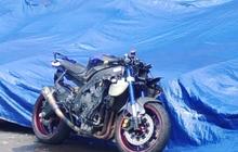 Perih, Segini Biaya Perbaikan Yamaha R6 Yang Hancur Dirusak Massa