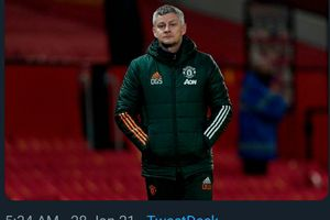 Bintang Manchester United Berpotensi Jalani Operasi, Solskjaer Angkat Bicara