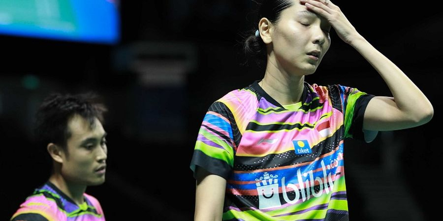 New Zealand Open - Hafiz/Gloria Gagal Wujudkan All Indonesian Final