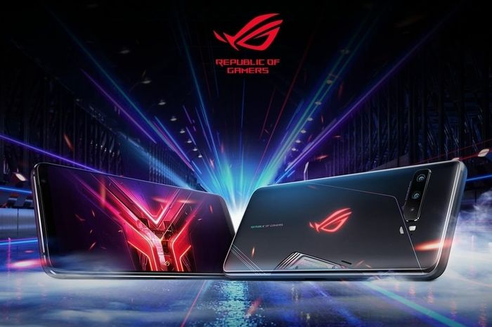 Asus ROG Phone 4 will arrive with a 6000mAh battery, what's the difference?  – Netral.News